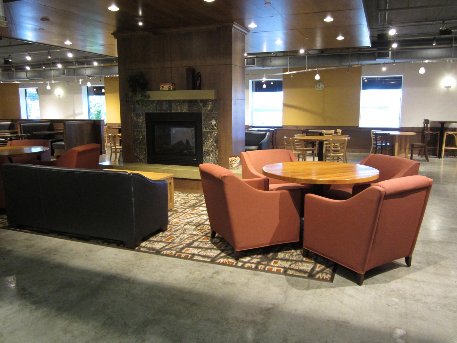 D Brians Deli and Catering Archimea Interior Design Services